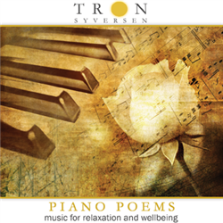 Piano Poems CD By Tron Syversen