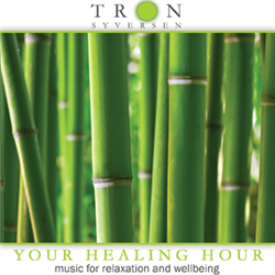 Your Healing Hour CD By Tron Syversen