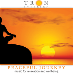 Peaceful Journey CD By Tron Syversen