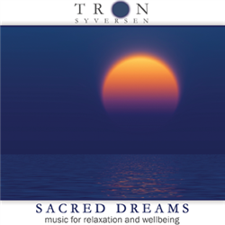 Sacred Dreams CD by Tron Syversen