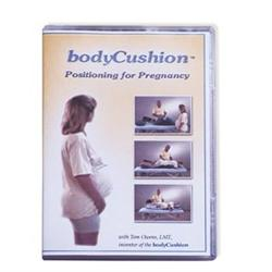 Body Cushion Positioning For Pregnancy Dvd