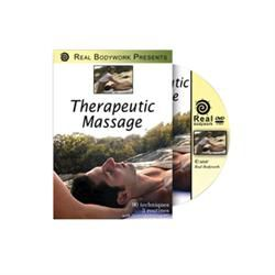 Therapeutic Massage Dvd By Real Bodywork