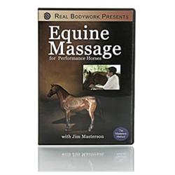 Equine Massage For Performance Horses Dvd