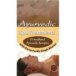 Ayurvedic Spa Treatments Dvd