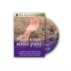 Heal Your Wrist Pain Naturally DVD