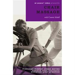 At Peace Video 'Chair Massage' Dvd