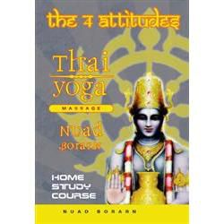 Thai Yoga Dvd - The 4 Attitudes 8 Disc Set