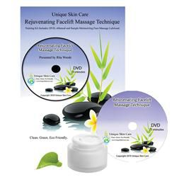 Rejuvenating Facelift Massage Technique DVD Kit