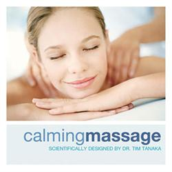 Calming Massage By Sonicaid Cd