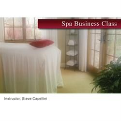 Steve Capellini Ce Course - Spa Business Class