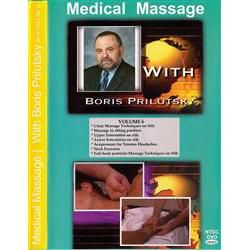 Medical Massage with Boris Prilutsky Vol 6 with13 CEU's
