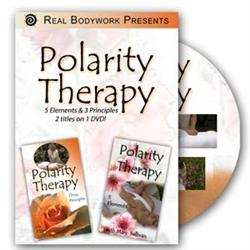 Real Bodywork Polarity Therapy Dvd 3 Prn 5 Element