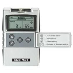 Digital EMS 7500 - 100mA EMS Unit - Dual Channel & 3 Modes