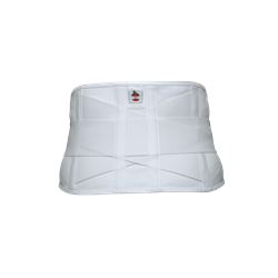 Dual Pull Criss-Cross Lumbosacral Back Support Belt