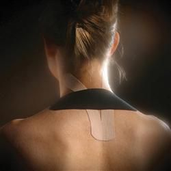 Kinesio® Tex Pre-Cut - Neck Application