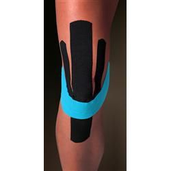 Kinesio Tex Precut - Knee Application