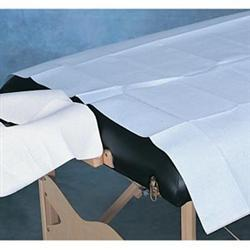 Drape Sheet Poly Backed 40' X 90' Sheet 50 Count Blue