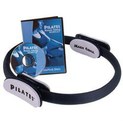 Pilates Magic Circle-With Dvd