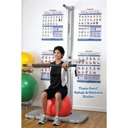 TheraBand® Rehab And Wellness Station