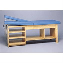 Adjustable Leg Rest Table