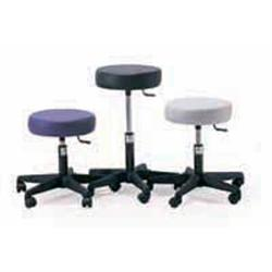 Oakworks® Swivel Stool Low Height Range