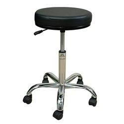 "Oakworks Professional Swivel Stool 18-24""H"