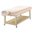 Master® Massage Equipment Sheldon™ Hydraulic Stationary Table Package