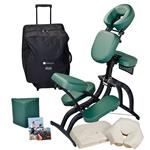 EarthLite Avila II Chair Pkg W/Free Disposable Headrest Covers
