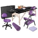 Just Give Me Equipment - Upgrade - Portable Massage Table/Chair Package