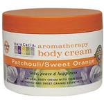 Aura Cacia Patchouli-Orange Aromatherapy Cream 8Z