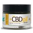 PlusCBD CBD Oil Balm Extra Strength Gold Formula 100 mg of CBD - 1.3 oz.