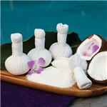 Thai Herbal Massage Balls - Coconut Thai Massage Balls