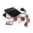 Satin Smooth® Chakra Gem Set - 7 Gems