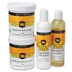 Lotus Touch Classic Massage Kit - Massage Cream, Lotion & Oil