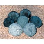Cold Marine Stones for Cold Stone Massage - Set of 4