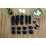 Stone Massage 50 Piece Set with DVD & 6 Quart Warmer