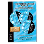 Massage Review 1000 Q&A Audio 3 Cd Set