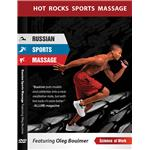 Oleg Bouimer's Russian Hot Rocks Sport Massage DVD