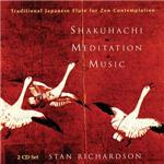 Shakuhachi Meditation Music 2 Cd Set