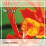 "At Peace Music ""Sunrise"" Cd By Michael Benghiat"