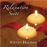 Relaxation Suite By Steven Halpern Cd