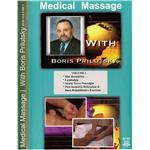 Medical Massage with Boris Prilutsky Vol 1 with 10 CEU's