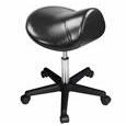 Master® Massage Equipment Ergonomic Swivel Saddle Stool