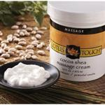 Lotus Touch Cocoa-Shea Massage Cream