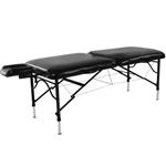 Athletico Air Ultralight Portable Table, Black