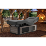 OAKWORKS® Masters Collection Talise ABC Table with Storage