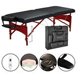 Master® Massage Equipment Roma™ LX Portable Massage Table Package
