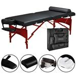 master massage equipment roma lx portable massage table packag