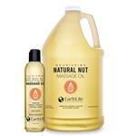 EarthLite® Natural Nut™ Massage Oil