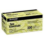 "Spa Essentials Esthetic Blend Wipes 4"" X 4"""